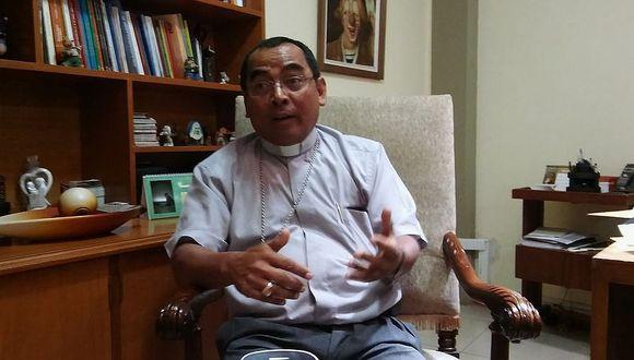 Tacna: Obispo cuestiona celebración de carnaval en medio de emergencia