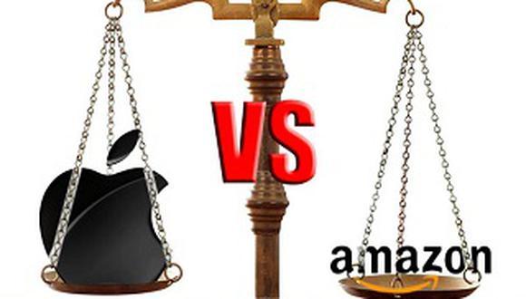 Rechazan demanda de Apple contra Amazon por publicidad falsa