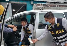 Traficantes caen con más de 40 kilos de cocaína acondicionada en vehículo