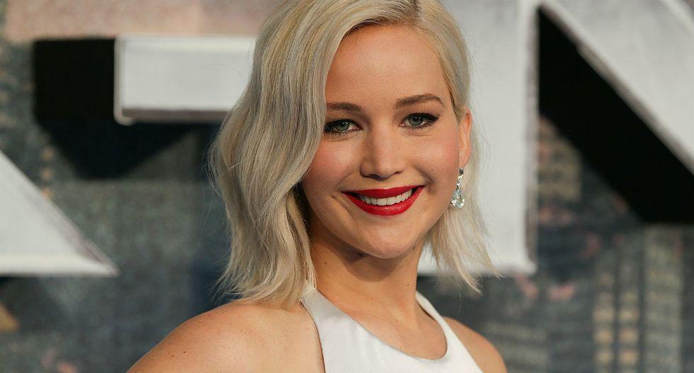 Jennifer Lawrence es la actriz mejor pagada según Forbes