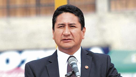 Dirigente de Perú Libre presentó recurso ante el TC por sentencia