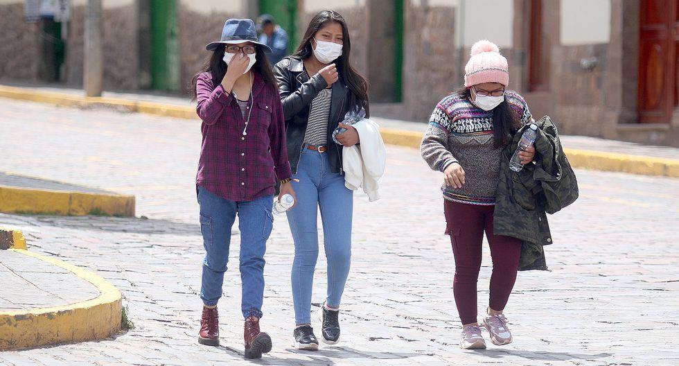 Coronavirus: Cusco ya lleva 28 casos confirmados y dos fallecidos