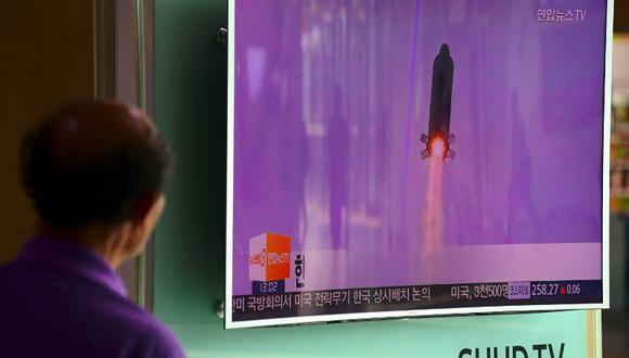 Corea del Norte amenaza a Estados Unidos con lanzar misil en cualquier momento
