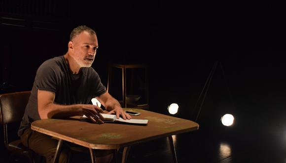 La obra, protagonizada por Salvador del Solar, se estrenará este sábado 17 de abril a través de una función online. (Foto: Teatro Británico)