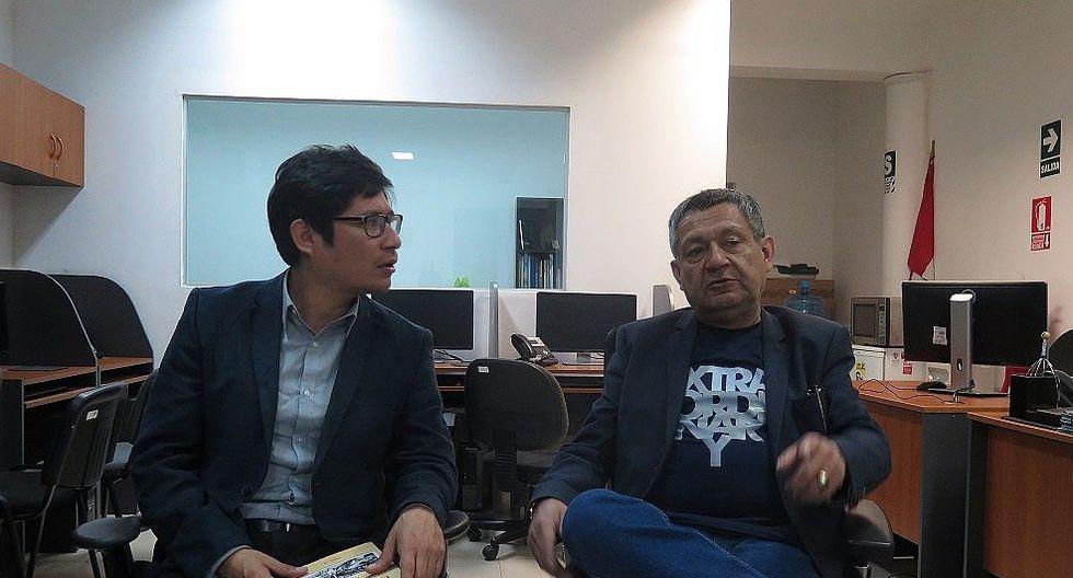 """Eloy Jáuregui: """"Actualmente el periodista está complicado con el tema de la postverdad"""""""