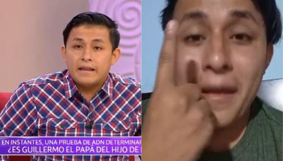 """Esposa de """"Liendrita"""" dedica emotivo mensaje de despedida a cómico. (Foto: captura de video)"""