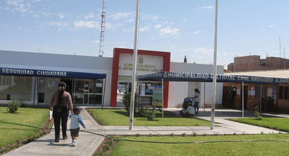 Audio revela disputa en Gregorio Albarracín