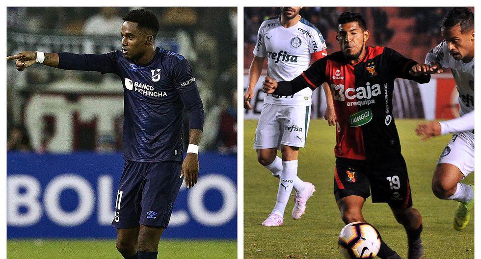 Melgar vs. U. Católica EN VIVO: los 'rojinegros' caen 6-0 en Copa Sudamericana
