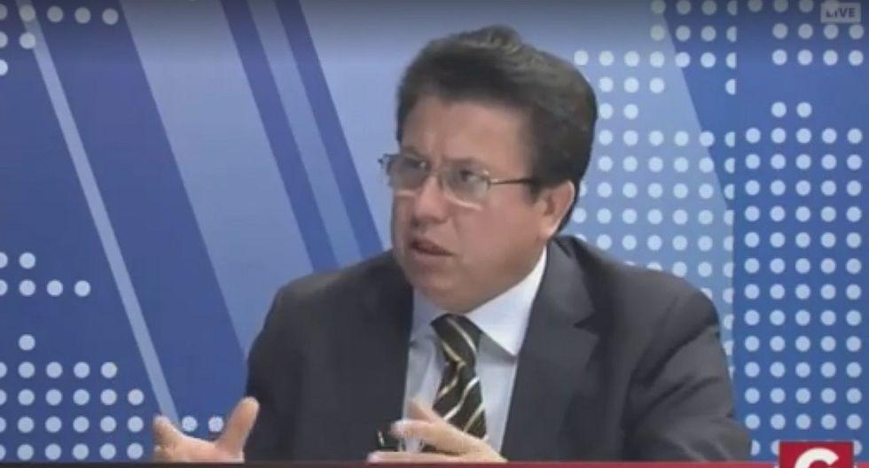 Rodríguez Mackay: Fiscal de la Nación exacerba morbosa y políticamente el caso Lava Jato