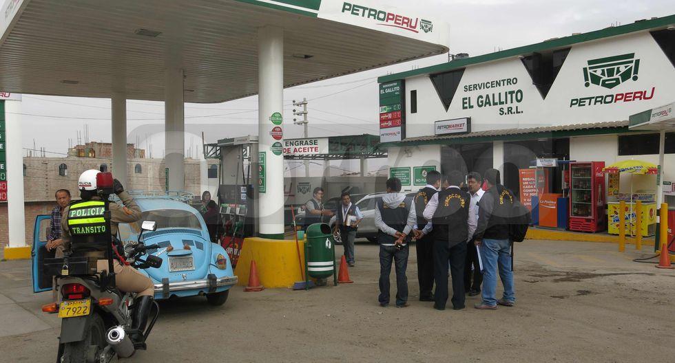 Fiscalía investiga presunta dotación irregular de combustible a la Policía