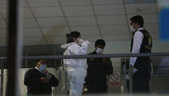 El doctor Jorge Amorós señaló que a Percy Pérez Shapiama (27), uno de los jóvenes manifestantes que aún permanece hospitalizado, se le extrajo 4 canicas.