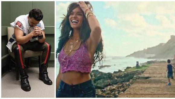 'Despacito': Así luce la playa donde grabó Luis Fonsi tras el paso del huracán María