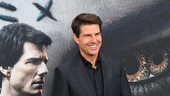 """Tom Cruise quiere grabar secuela de """"La Momia"""" en Perú (VIDEO)"""
