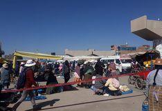 """Reanudan """"Feria Dominical"""" a pesar de la arremetida del COVID-19 en Juliaca"""