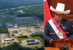Pedro Castillo, desde Ayacucho, indica que buscará que el gas de Camisea sea para los peruanos