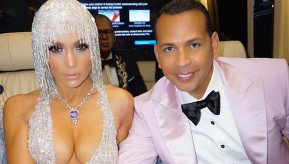 """Jennifer Lopez y Alex Rodríguez tras perder oferta para comprar los Mets: """"Estamos muy decepcionados"""". (Fotos: jlo)"""