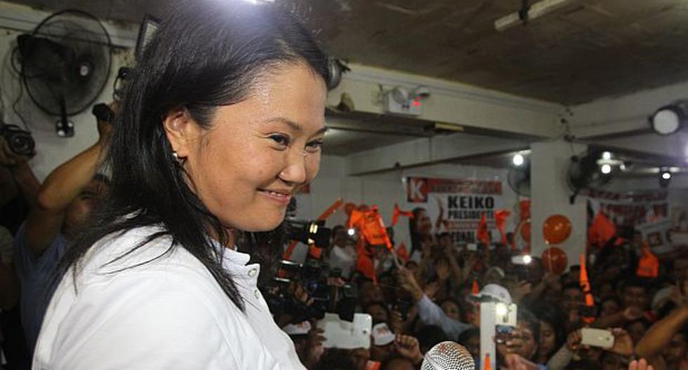 Keiko Fujimori regresó al 100 % a Fuerza Popular y anuncia nuevas inscripciones para la Escuela Naranja (VIDEO)