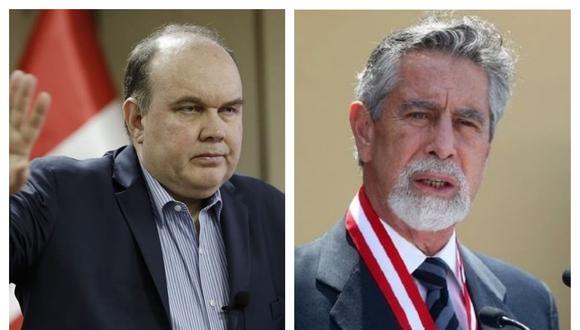 Rafael López Aliaga a favor de que empresas privadas importen vacunas.