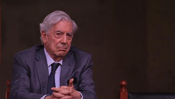 Mario Vargas Llosa propone hacer Congreso Internacional de la Lengua Española en Arequipa
