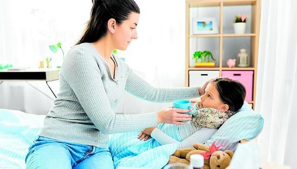 La falta de control en vacunación ya sea por descuido de los padres o por la poca accesibilidad a los servicios de salud, ponen en riesgo a una complicación en la salud del menor.