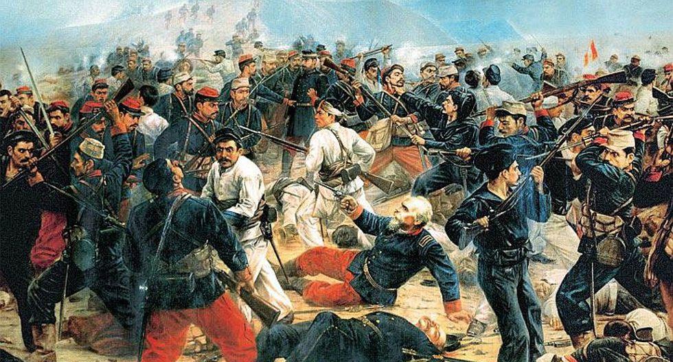 Batalla de Arica: Hoy se conmemora la renovación del juramento de fidelidad a la bandera