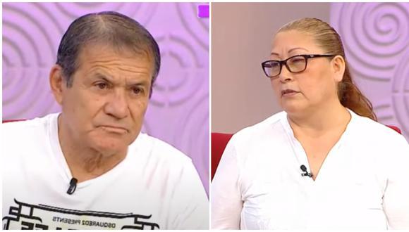 Expareja de 'Chato' Barraza culpa al cómico por adicción de su hijo a las drogas. (Foto: Captura ATV)