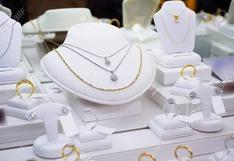 Roban S/95 mil en perlas, diamantes y alhajas de oro de joyería ubicada en San Borja