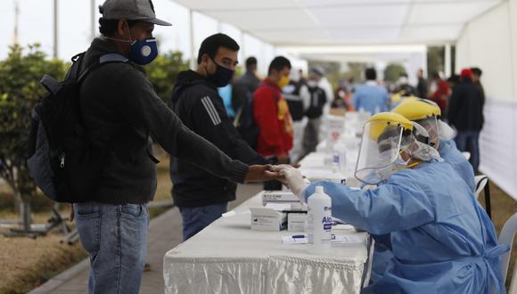 La campaña de salud se llevó a cabo los días 28, 29 y 30 mayo, y el 1 de junio del 2020. (Foto: Diana Marcelo/GEC)