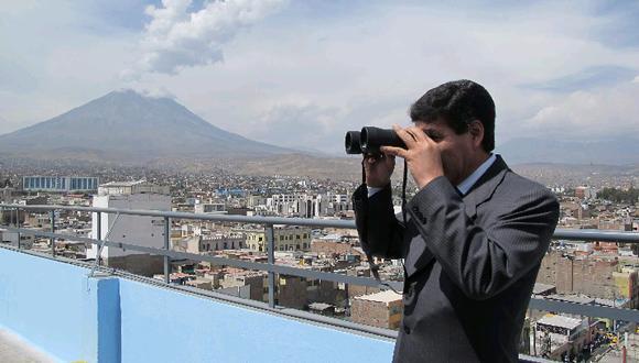 Hotel Arequipa ahora es mirador