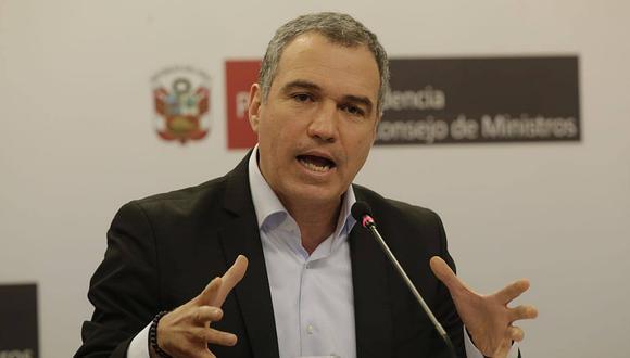 """Salvador del Solar: """"No hay una verdadera voluntad de atender la reforma política"""" (VIDEO)"""