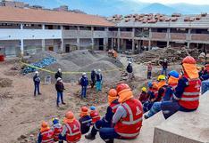 Proyecto I.E. Virgen del Carmen - Pillao Matao se lleva adelante en Cusco (VIDEO)