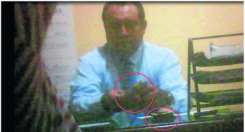 Emiten orden de captura contra el exfiscal César Palacios por recibir coimas