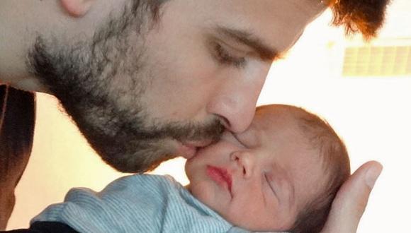 Shakira llena de elogios a Piqué en su rol de padre