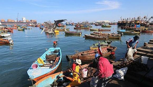 Pescadores retoman paro indefinido el 27 de abril
