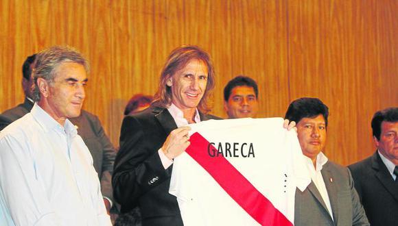 """Ricardo Gareca: """"""""Desde ahora soy un peruano más"""""""""""