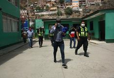 Serenos detienen a dos falsos trabajadores municipales de Amarilis