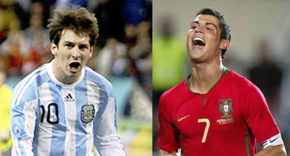 Amistosos FIFA: Cristiano y Messi se enfrentan hoy en un duelo amistoso