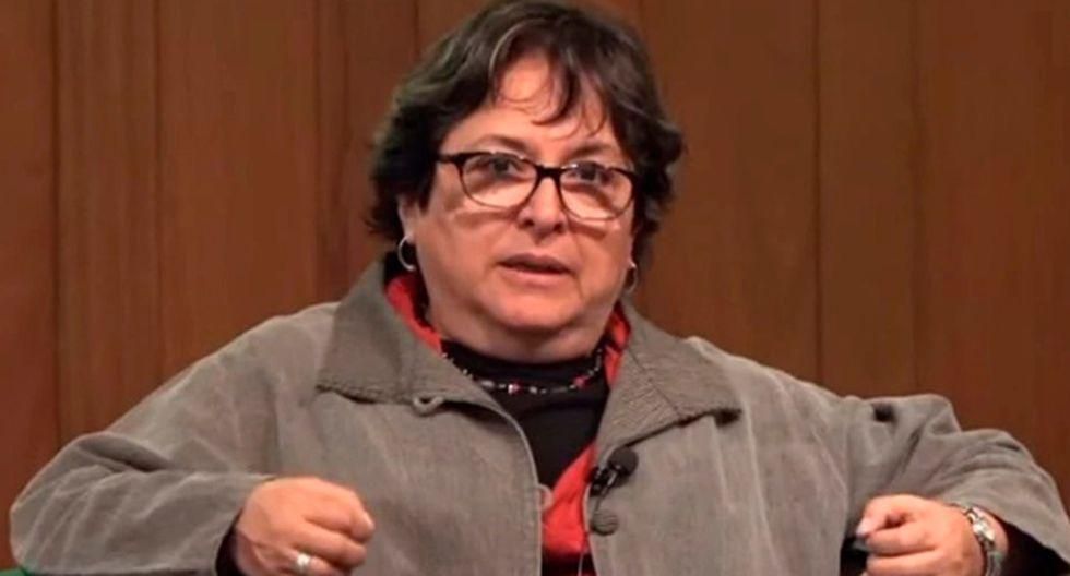 Sonia Guillén. (Foto: Goethe Institut)