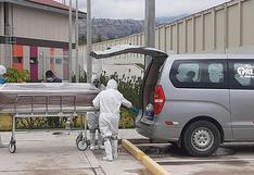 Ayacucho registra picos altos de muertes a causa del Covid-19