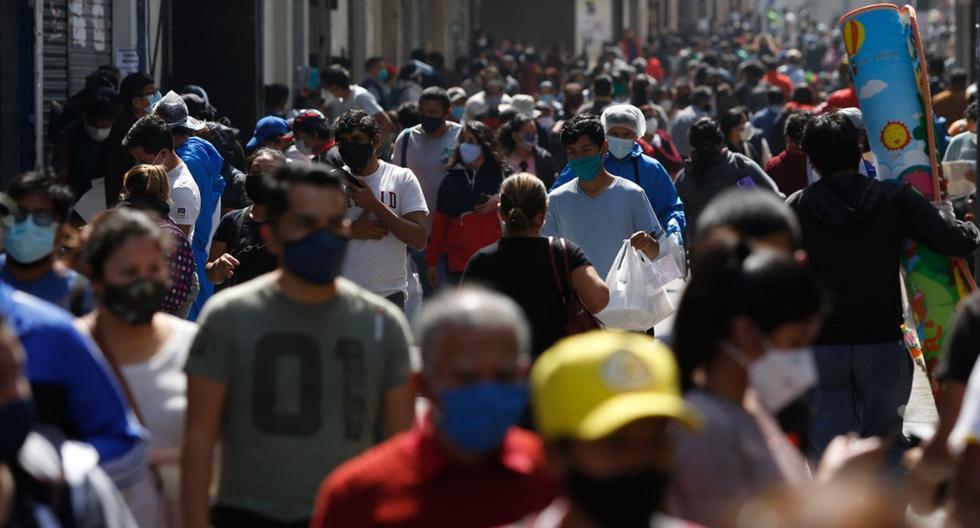 Minsa reporta 5 654 nuevos casos de coronavirus en el Perú en las últimas 24 horas