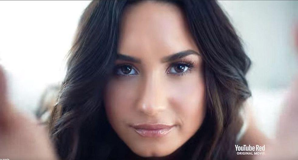 YouTube decide suspender documental de Demi Lovato