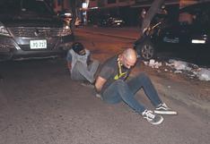 Venezolanos caen tras balacera en Trujillo
