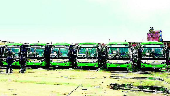 Corredor Verde inició servicio al Callao: Buses circulan desde hoy