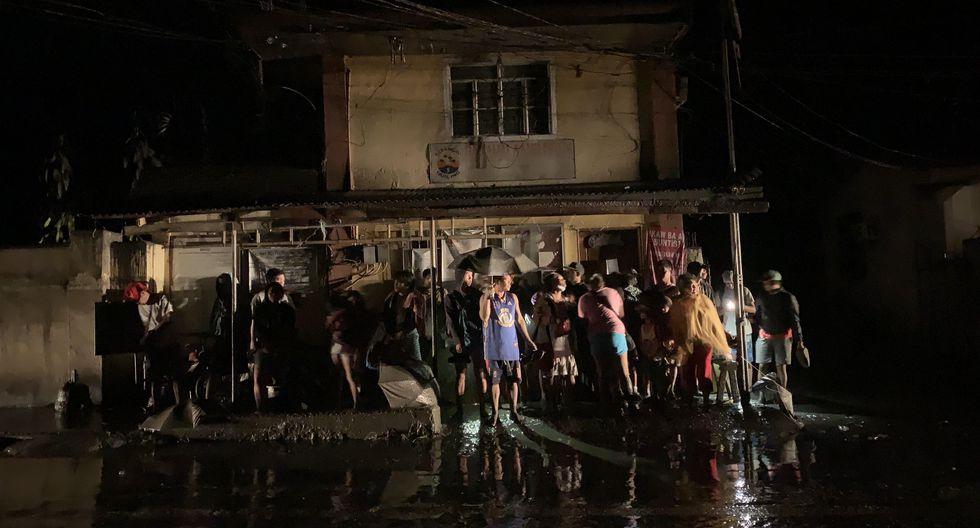 El Instituto de Vulcanología y Sismología de Filipinas (Phivolcs) subió el domingo de manera escalonada la alerta del nivel 1 al 4, en una escala de 5. (Foto: EFE)