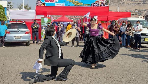 En la plaza Quiñonez se instalarán stands con música y productos de los núcleos ejecutores. (Foto: Difusión)