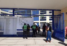 Policía captura 42 requisitoriados en jornada electoral en Tacna