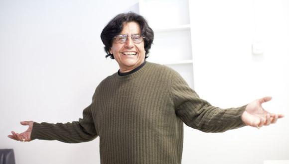 """Reynaldo Arenas participa en la obra virtual """"Sí papá, yo me porto bien"""". (Foto: GEC)"""