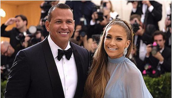 Alex Rodríguez habló sobre sus planes de matrimonio con Jennifer Lopez.