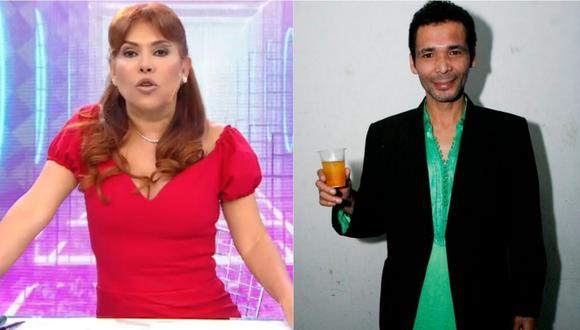 Magaly Medina responde a Kike Suero por mencionar a su esposo. | Foto: Composición.