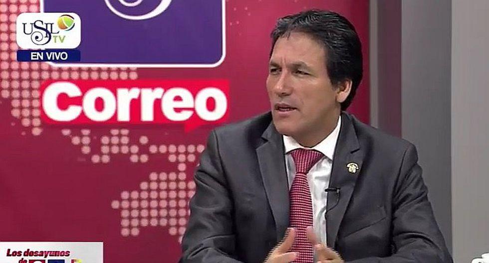 """""""Estamos frente a un estado débil promovido por el Ejecutivo a través del ministro del Interior"""""""